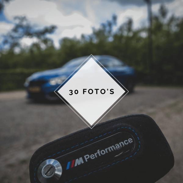 Fotoshoot auto (30 foto's)