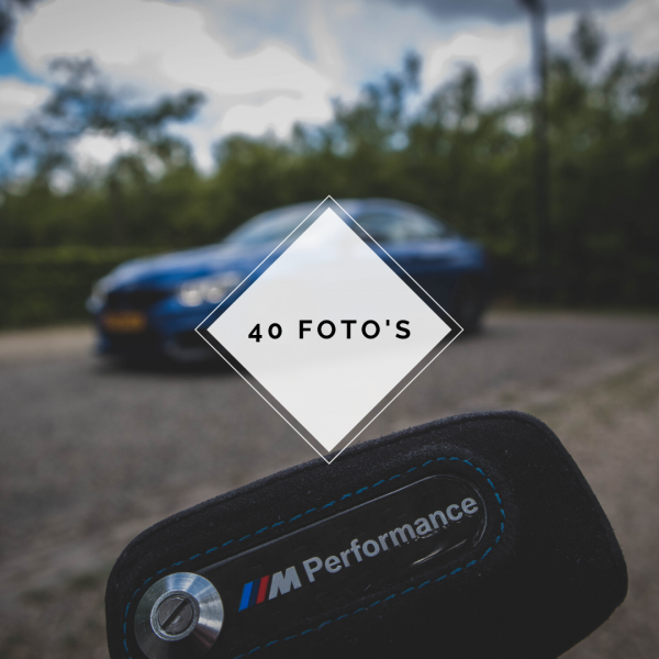 Fotoshoot auto (40 foto's)