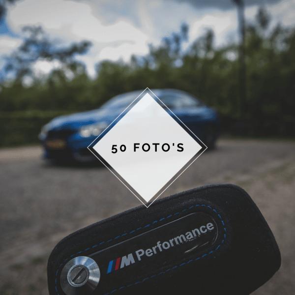 Fotoshoot auto (50 foto's)