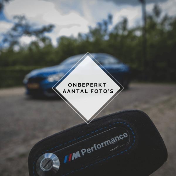 Fotoshoot auto (onbeperkt aantal)